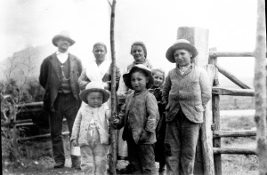 Bønder i Italia
