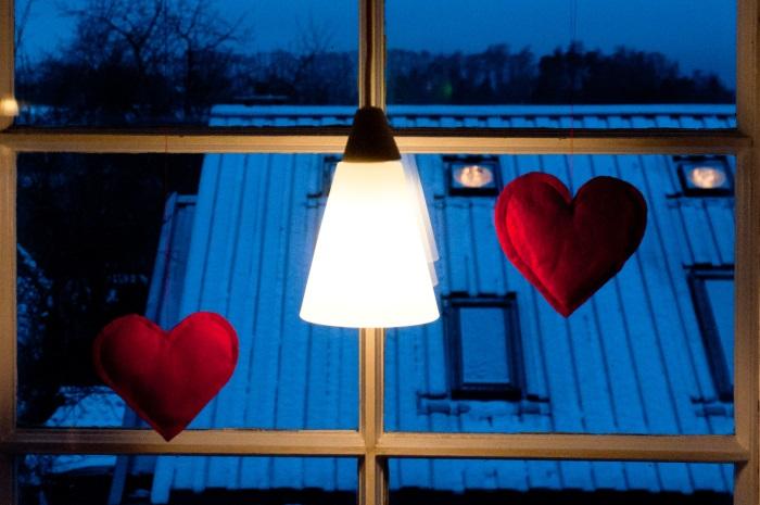 To hjerter i den blå timen
