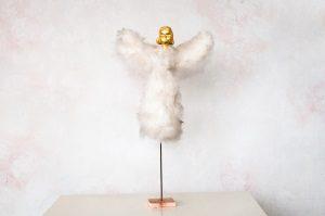 Hvit engel