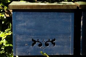Bord av akantusblader