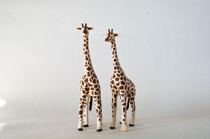 Giraffer fra Noas ark