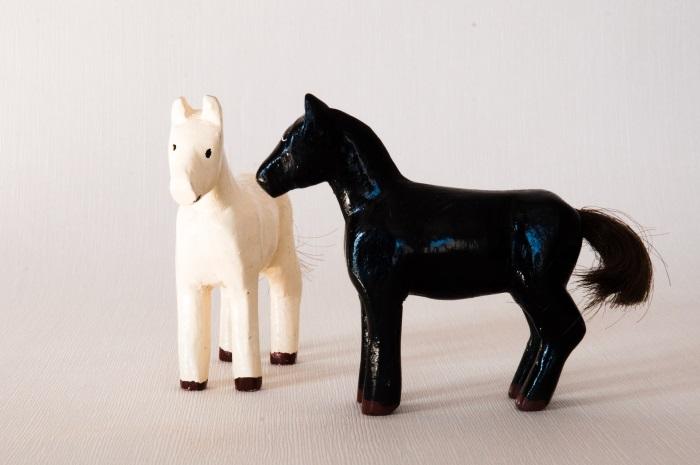 Hester fra Noas ark