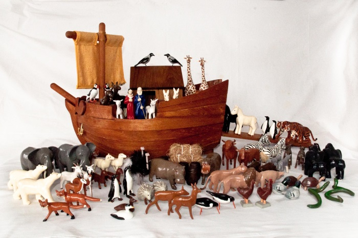 Moderne Noas ark