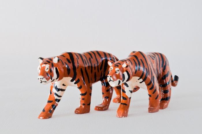 Tigre fra Noas ark