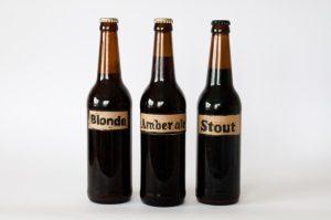 Etikett til øl